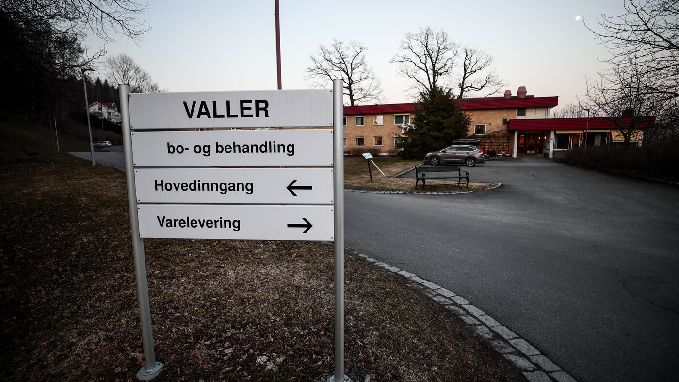 Vallerhjemmet bo- og behandlingssenter i Bærum